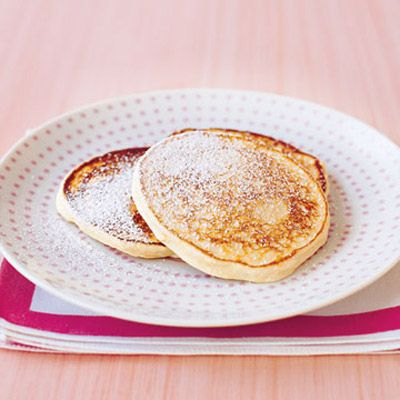 Orange-Ricotta Pancakes... http://www.delish.com/recipefinder/orange ...