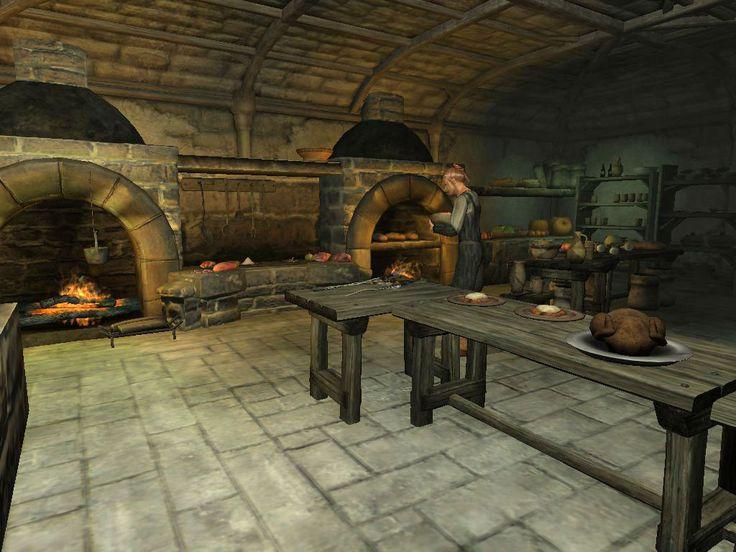 Castle kitchen castles pinterest