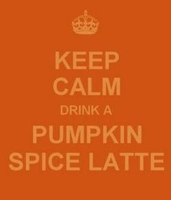 mmmmm!  Fall only comes to FL in the form of a Pumpkin Spice Latte and the start of football season....lucky for us, we've got both @ the Courtyard!