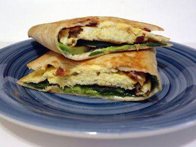 Breakfast Quesadilla | Foods - Breakfast | Pinterest