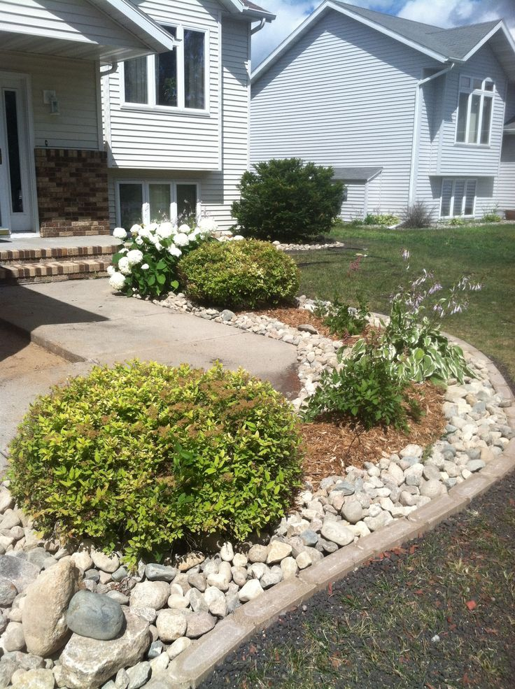 Landscaping With Mulch Ideas : Landscaping ideas for without using mulch