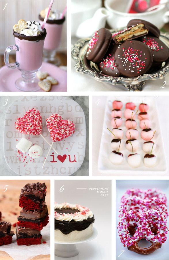 valentine day treats recipes