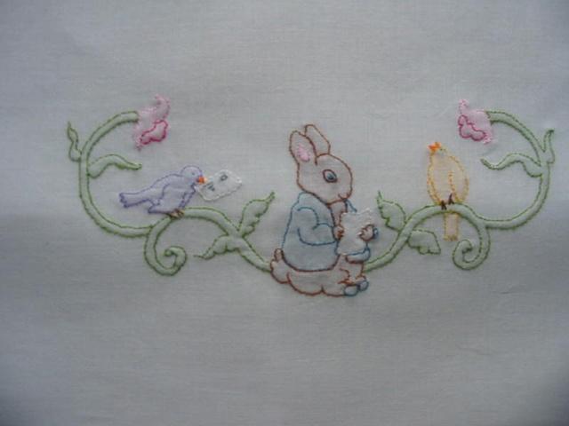Beautiful Shadow Work Embroidery  Heirloom Sewing