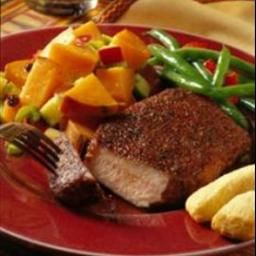 Jerk Pork Chops on BigOven: Complement these juicy chops with fresh ...