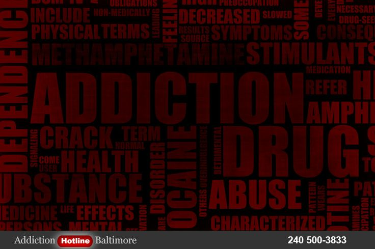 addiction helpline Baltimore Maryland