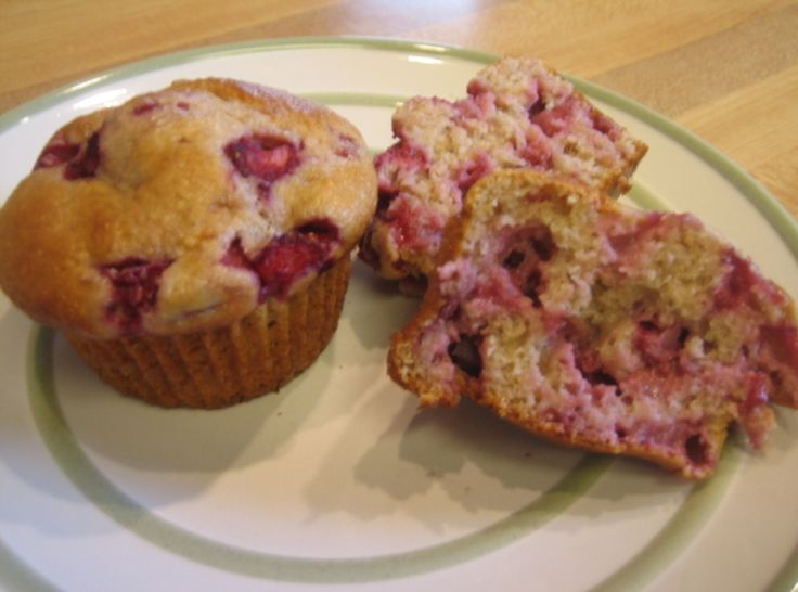 Strawberry Shortcake Muffins | Recipes-Muffins and Cupcakes | Pintere ...