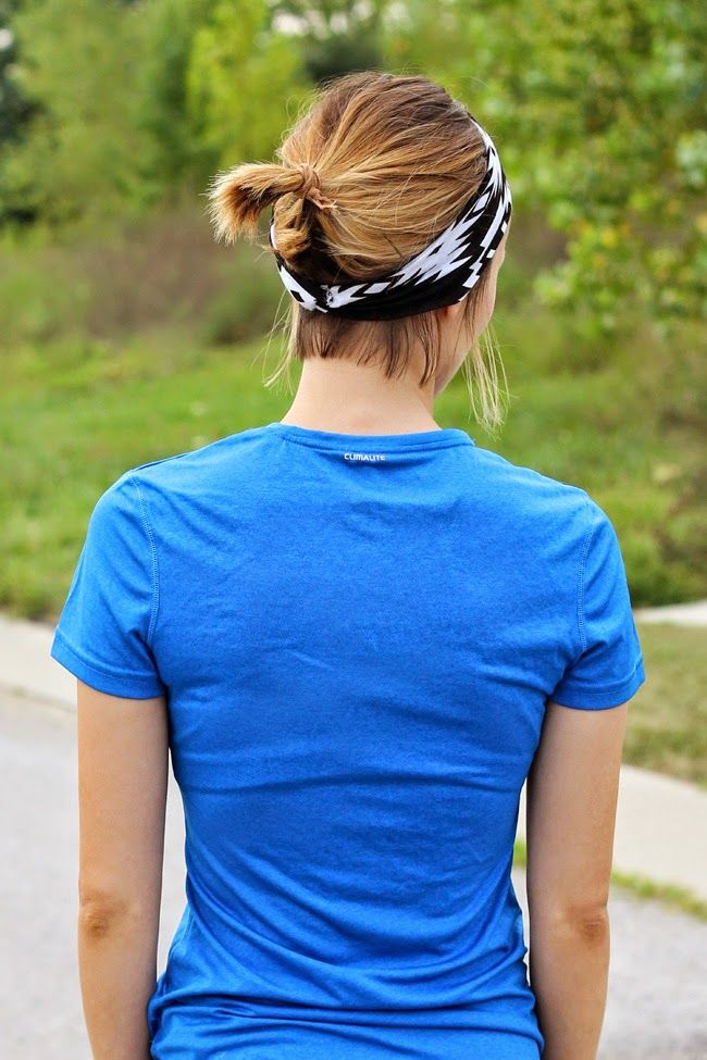 How To Wear Your Short Hair While Working Out My Style