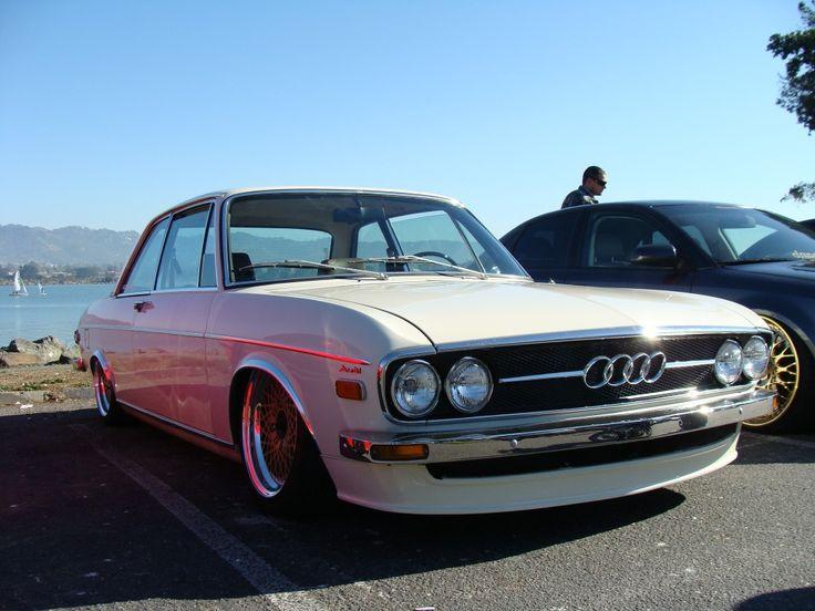 Classic Audi Vintage Cars Pinterest
