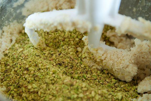pistachio sandies recipe   use real butter