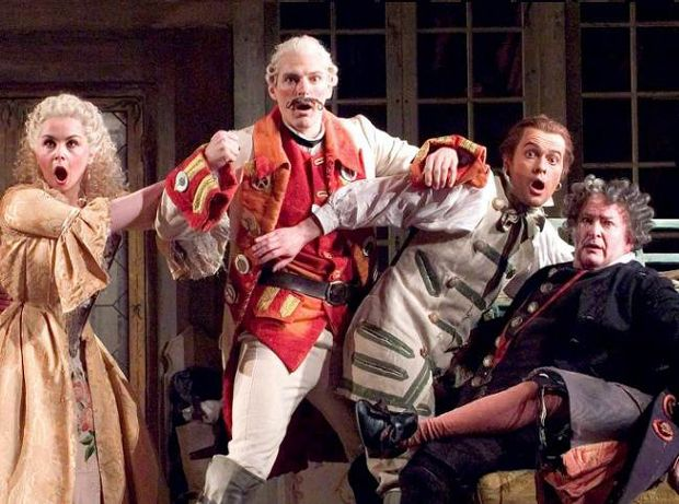 Barber Of Seville Summary : The ENO?s Barber of Seville at the London Coliseum. Read our review ...