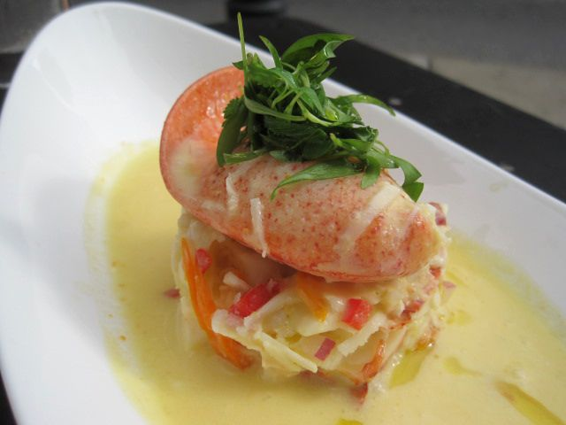 Lobster Ceviche | Food: Fish & Seafood | Pinterest