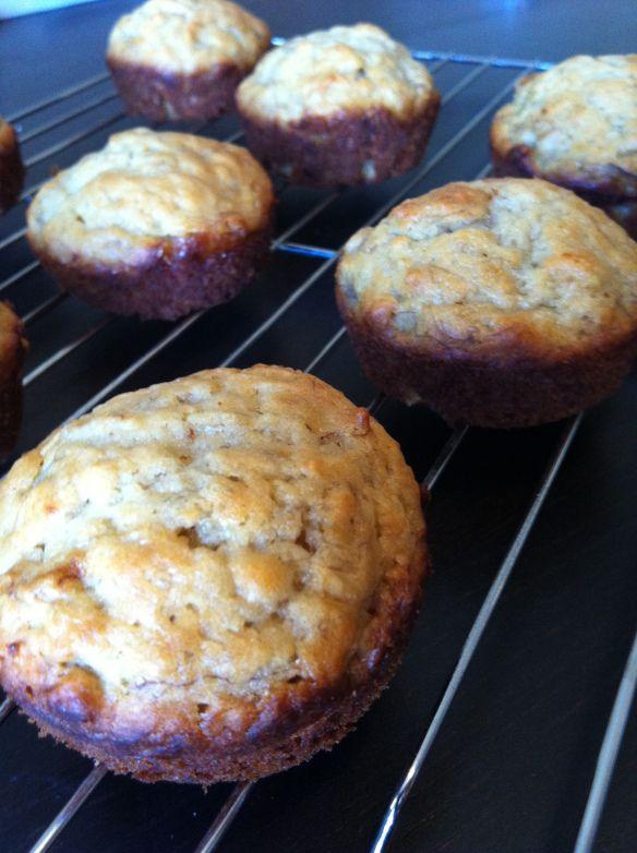 Banana Bread Muffins | Muffins | Pinterest