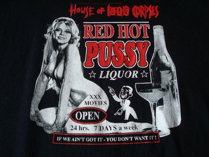 red hot pussy liquors