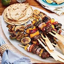Steak skewers | Grilling | Pinterest