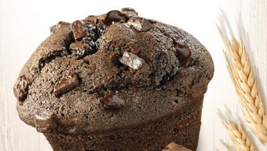 Duncan Hines® Simple Mornings Triple Chocolate Chunk Muffin Mix going ...