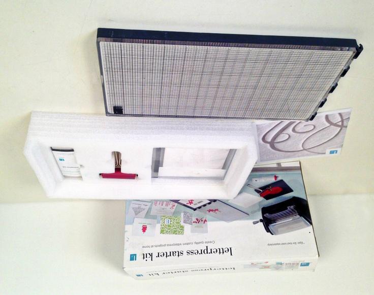 lifestyle letterpress machine