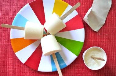 Two Ingredient Dessert | Baby Friendly Recipes | Pinterest