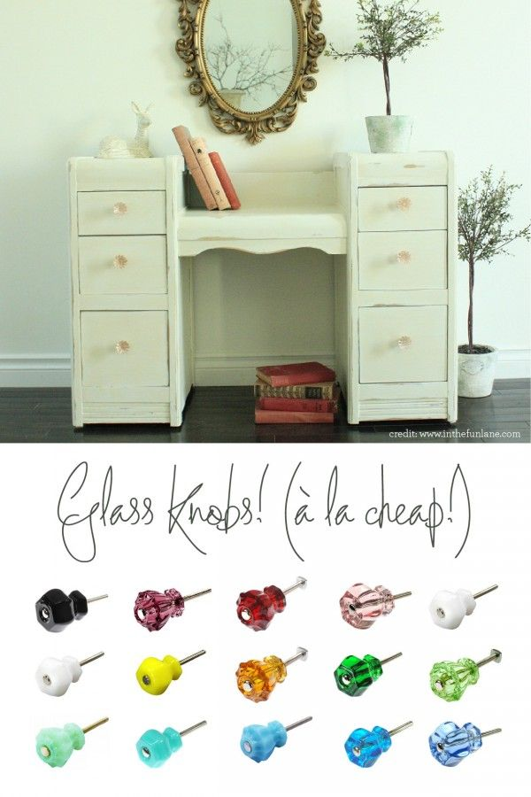 Love these cheap knobs!