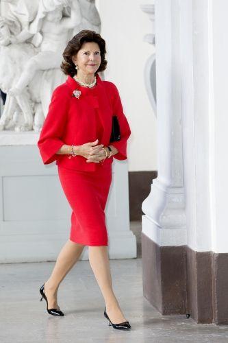 King Willem-Alexander and Queen Maxima visit Sweden - Dutch Photo