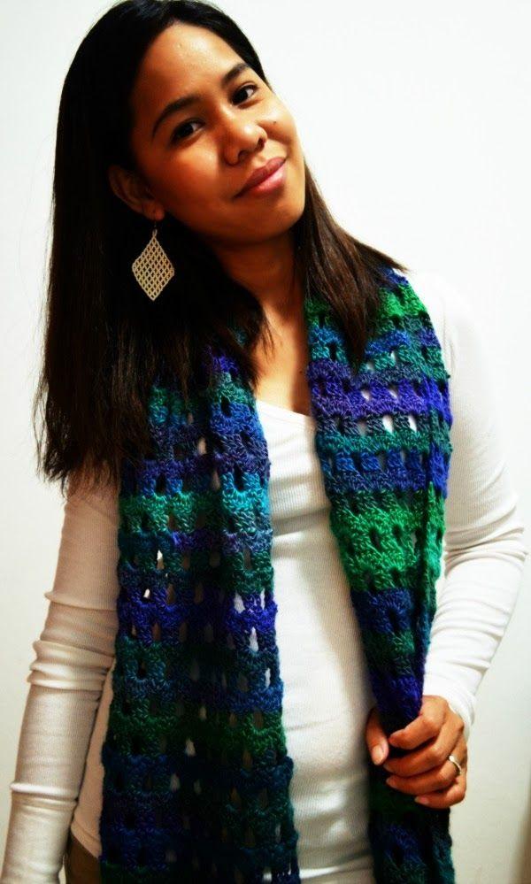 Dew Drop Wrap...free pattern. 3: Crochet is my passion ...