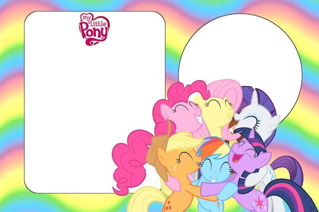 free printables | My little pony birthday party | Pinterest