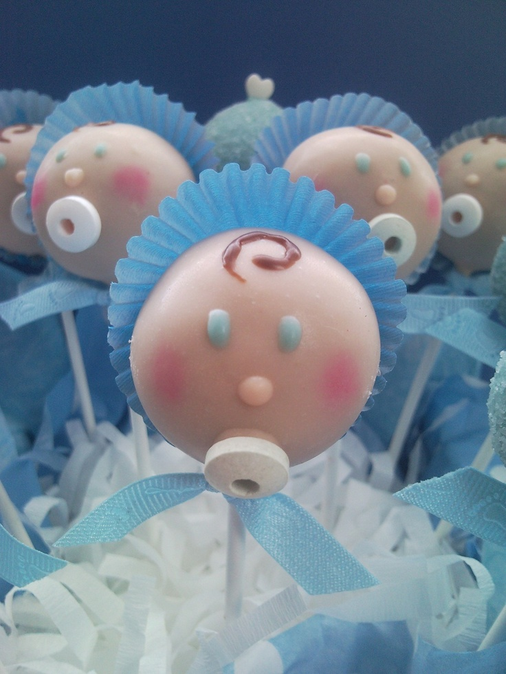 Images Of Cute Cake Pops : Pin by Martha Smith ? on Baby Shower ideas Pinterest