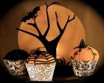 Happy Halloween (cupcakes & Donzelle)