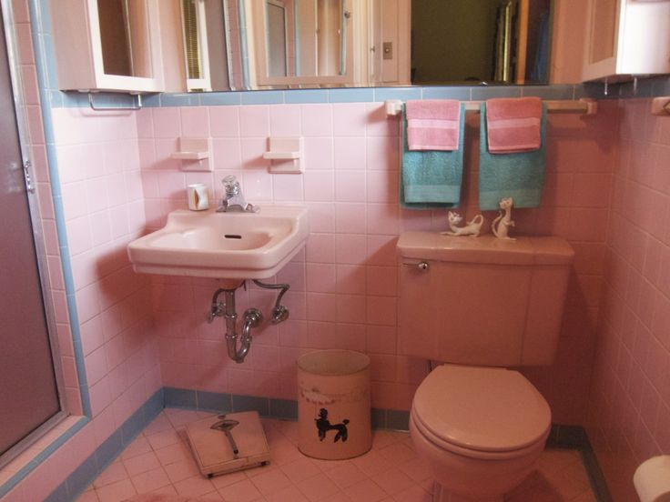 Blue And Pink Bathroom Designs ...