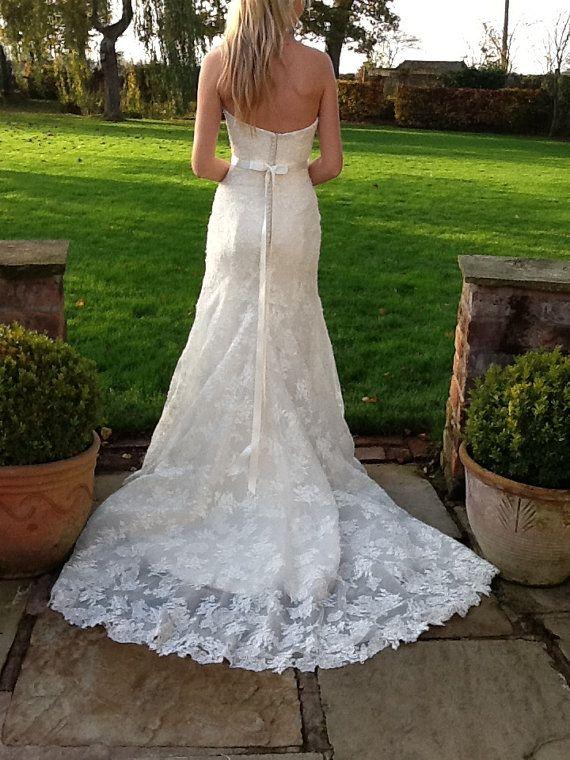 vintage style bridal sash wedding dress belt