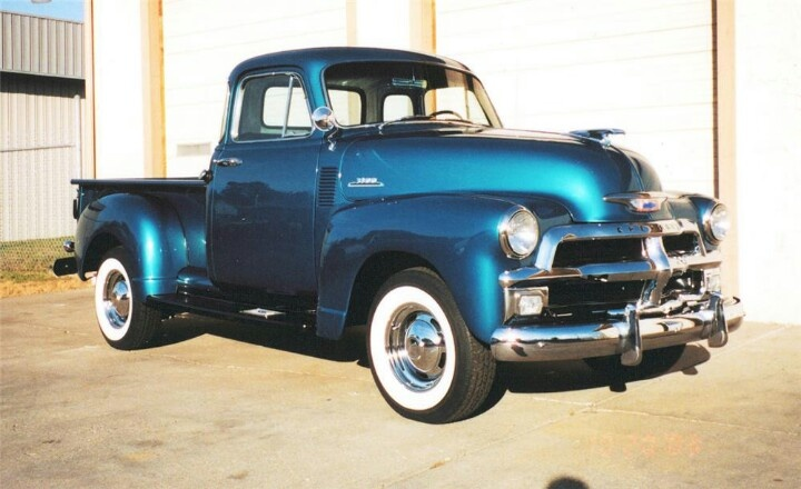 1954 chevrolet 3100 5 window pickup favorite autos for 1954 chevy 5 window truck