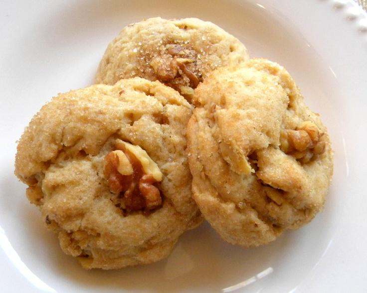 Chewy Maple Cookies Recipe — Dishmaps