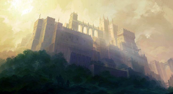Замъкът Галамор F409a111942c405358261254c62f1830