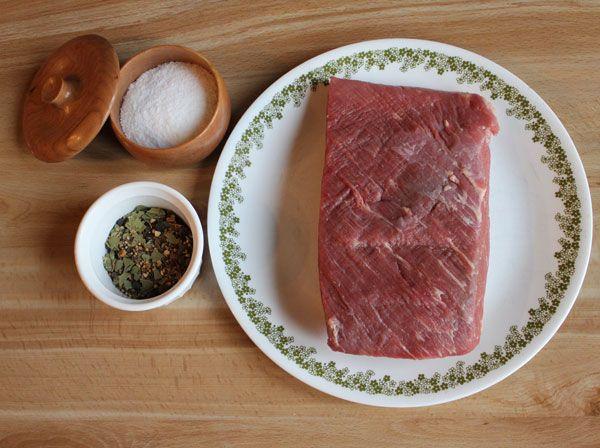 Corned Beef | Summer 2013 | Pinterest