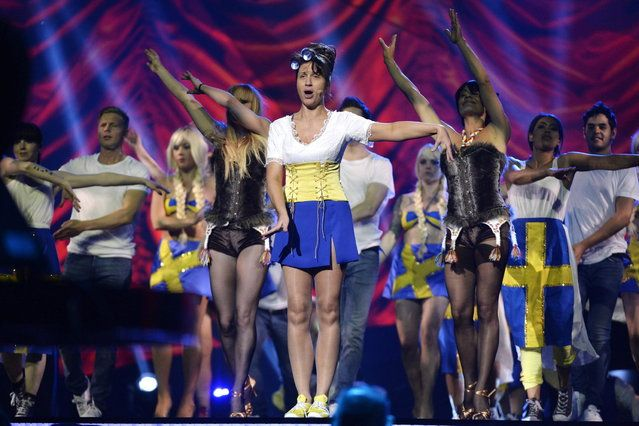 eurovision contest on tv