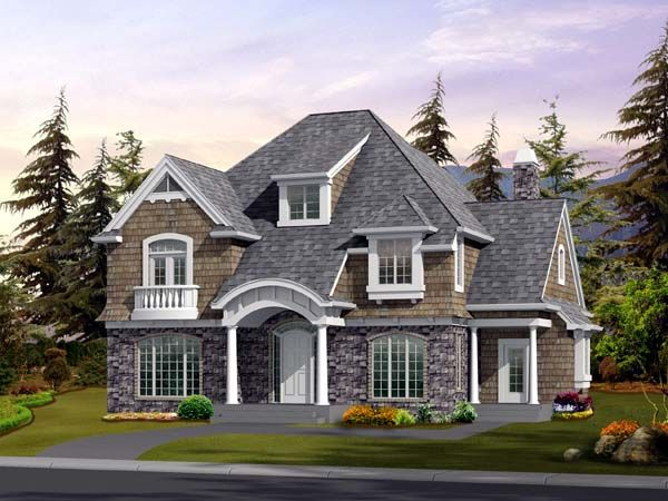 country craftsman house plan 87483