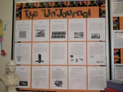 """Runde's Room: The """"Un""""Journal - Writing On Demand"""