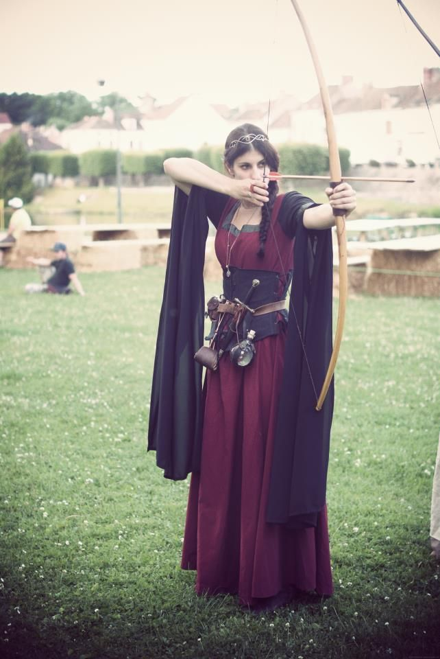 medieval archery clothing images - photo #7