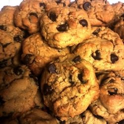 Outrageous Chocolate Chip Cookies Allrecipes.com
