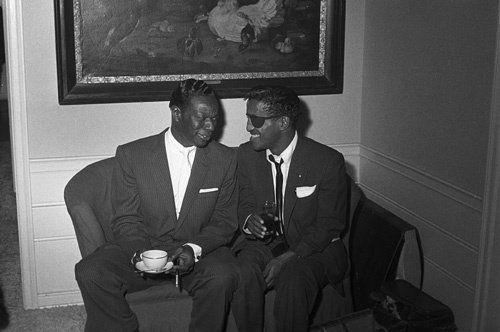 Sammy Davis Jr The Nat King Cole Song Book By Sammy