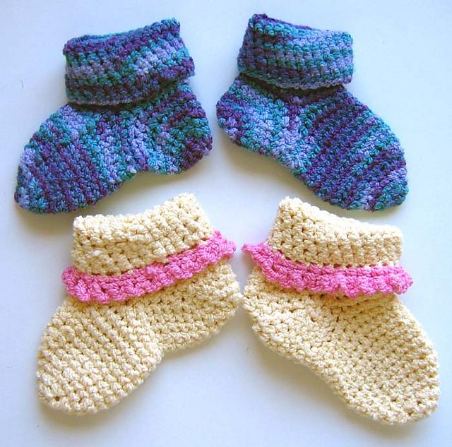 Kiddie Socks | Knit - Crochet: Toddler | Pinterest