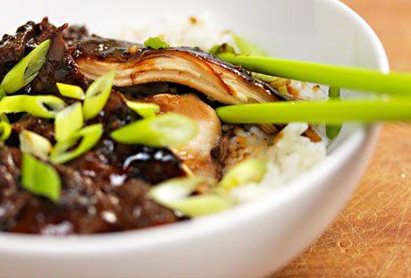 ... slow cooker roast chicken slow cooker soy braised chicken
