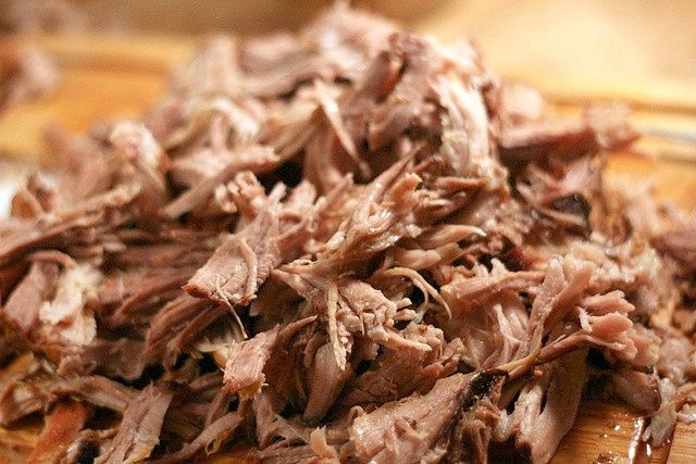 ... Pulled Pork Summary: A Carolina style barbecue vinegar pulled pork