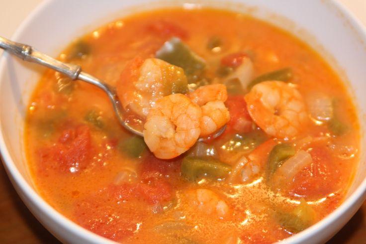 Spicy Coconut Shrimp Soup Recipe | Crock pot meals! | Pinterest