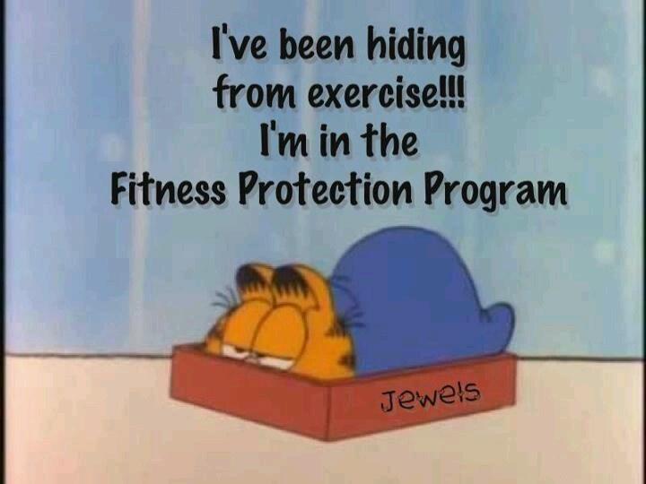 Fitness protection program   Humor   Pinterest