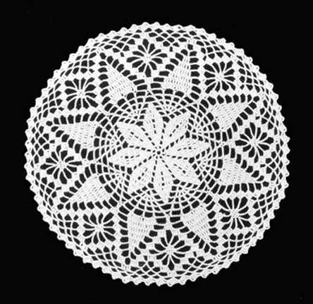 Information and free patterns | Doileys | Pinterest
