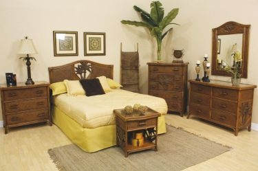 Tropical Bedroom Furniture Sets Piece Queen Bedroom Set Tropical Rooms Furniture Pinterest