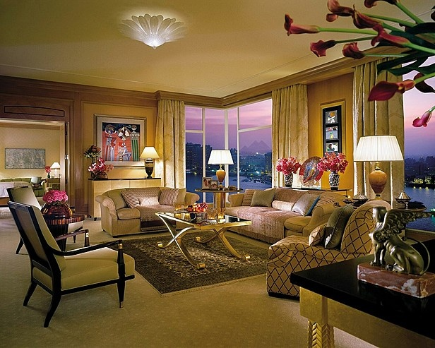 Modern egyptian living room design african inspired for Egyptian bedroom designs