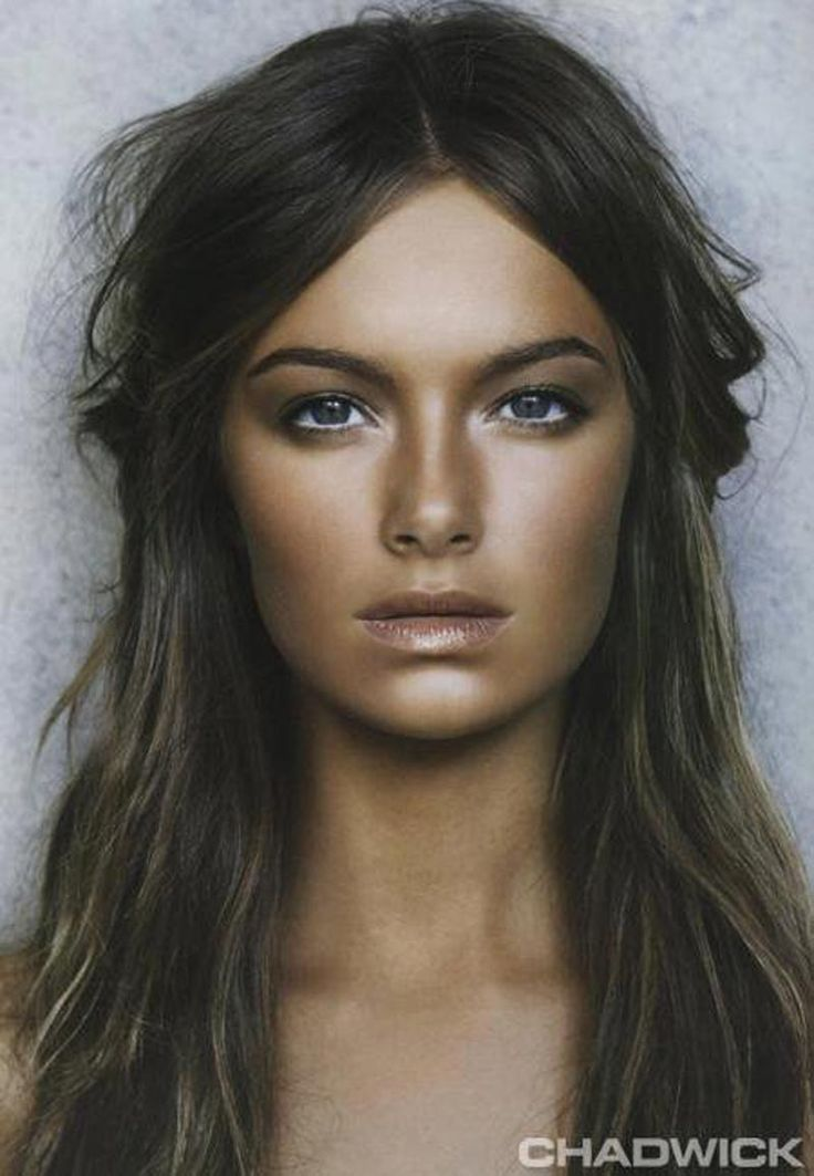 perfect makeup for a beach wedding My Style Pinterest