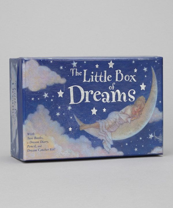 Book of dreams amp what do dreams mean paperback set on zulily today