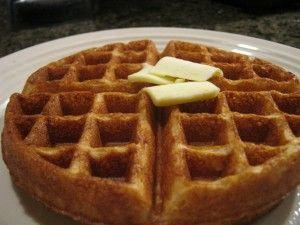 Easy Multi-Grain Waffles (Gluten Free Option)